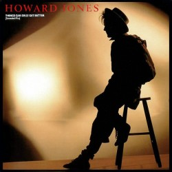 Howard Jones ‎– Things Can...
