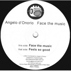 Angelo D'Onorio – Face The...