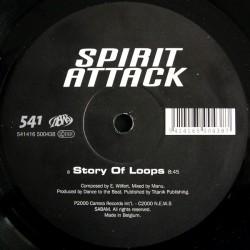 Spirit Attack – Story Of...