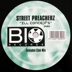 Street Preacherz – Ill...