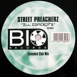 copy of Street Preacherz ‎–...