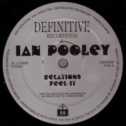 Ian Pooley ‎– Relations 2 LP