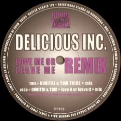 Delicious Inc. – Love Me...
