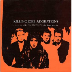 Killing Joke ‎– Adorations...