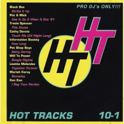 Various ‎– Hot Tracks 10-1...