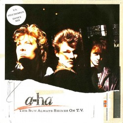 a-ha ‎– The Sun Always...