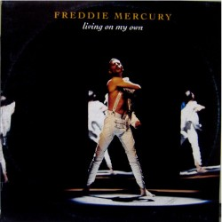 Freddie Mercury ‎– Living...