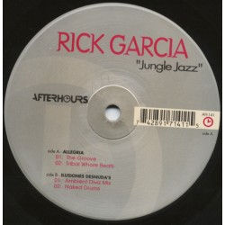Rick Garcia ‎– Jungle Jazz
